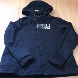 Under Armour Storm zip hoodie